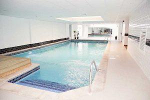 Royal Hotel Pool & Sauna