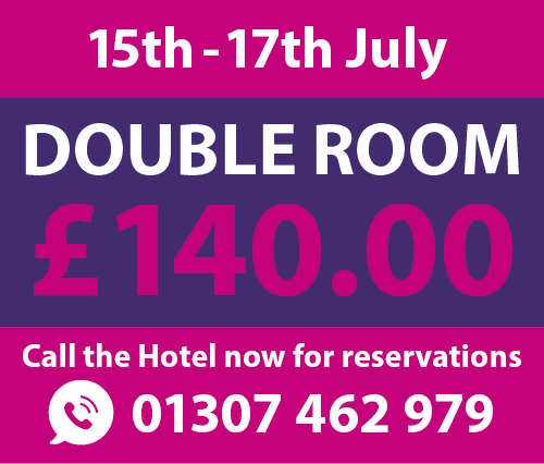 Golf Open 2018 Room Rates